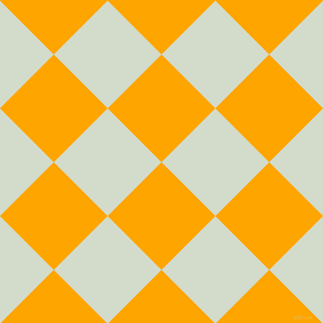 45/135 degree angle diagonal checkered chequered squares checker pattern checkers background, 149 pixel square size, , Orange and Ottoman checkers chequered checkered squares seamless tileable