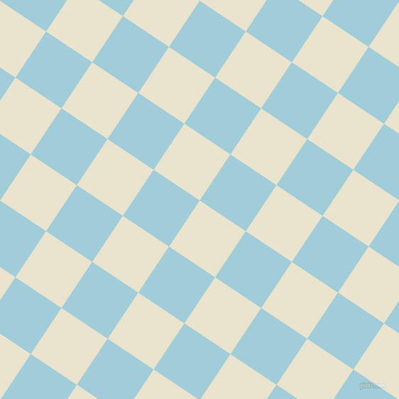 56/146 degree angle diagonal checkered chequered squares checker pattern checkers background, 78 pixel squares size, , Orange White and Regent St Blue checkers chequered checkered squares seamless tileable