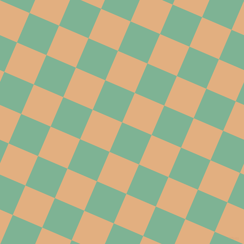 67/157 degree angle diagonal checkered chequered squares checker pattern checkers background, 109 pixel square size, Padua and Manhattan checkers chequered checkered squares seamless tileable