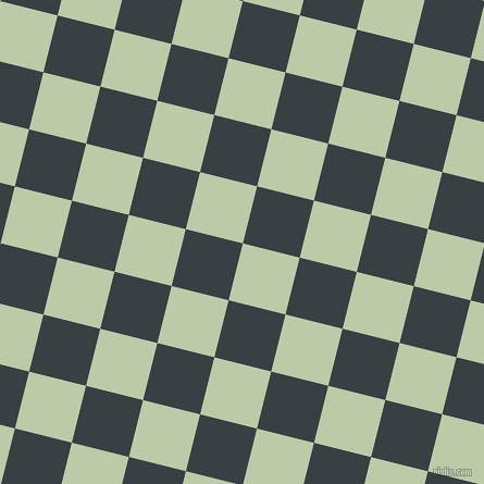 76/166 degree angle diagonal checkered chequered squares checker pattern checkers background, 54 pixel squares size, , Pale Leaf and Charade checkers chequered checkered squares seamless tileable