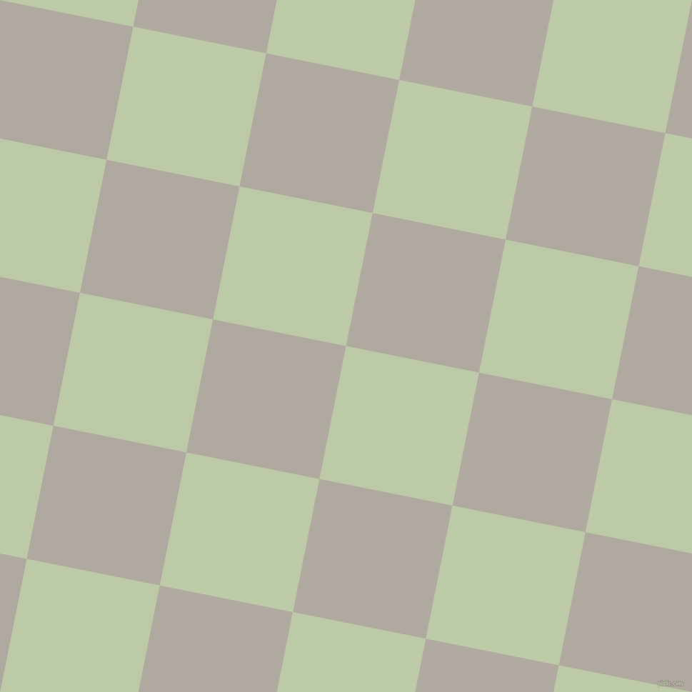 79/169 degree angle diagonal checkered chequered squares checker pattern checkers background, 190 pixel square size, Pale Leaf and Cloudy checkers chequered checkered squares seamless tileable