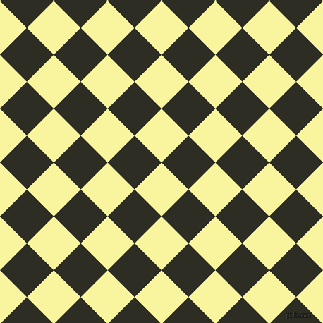 45/135 degree angle diagonal checkered chequered squares checker pattern checkers background, 54 pixel square size, , Pale Prim and Karaka checkers chequered checkered squares seamless tileable