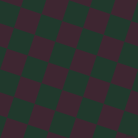 72/162 degree angle diagonal checkered chequered squares checker pattern checkers background, 90 pixel square size, , Palm Green and Toledo checkers chequered checkered squares seamless tileable