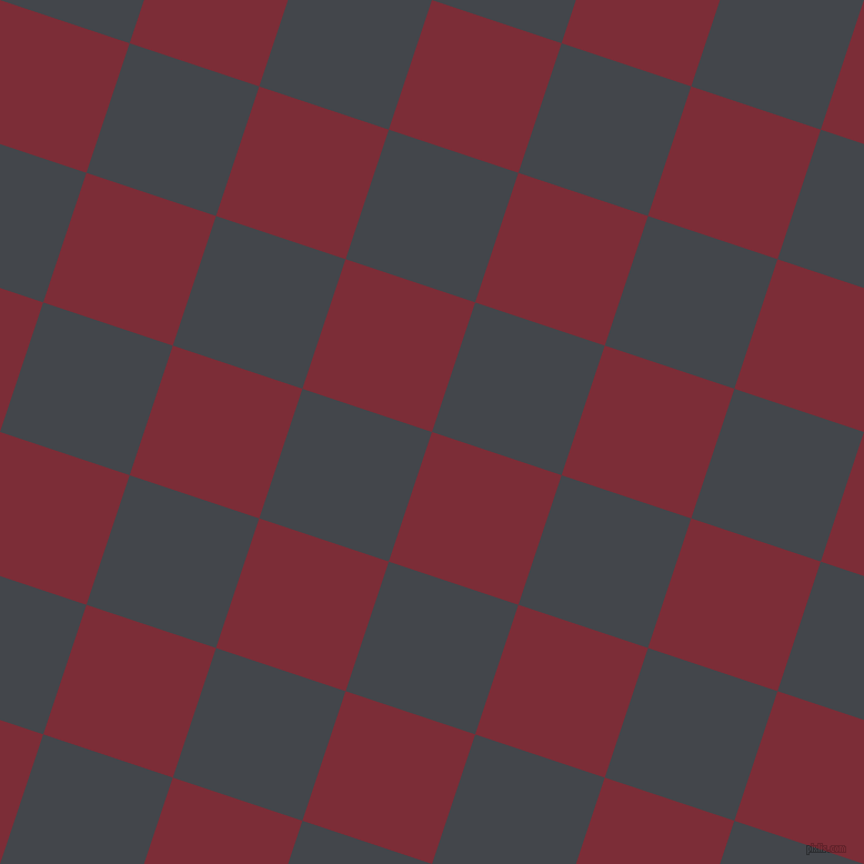 72/162 degree angle diagonal checkered chequered squares checker pattern checkers background, 123 pixel square size, , Paprika and Steel Grey checkers chequered checkered squares seamless tileable