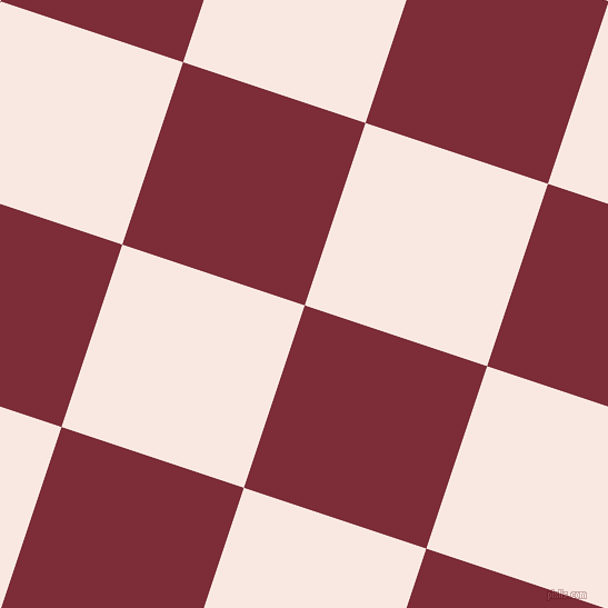 72/162 degree angle diagonal checkered chequered squares checker pattern checkers background, 173 pixel square size, , Paprika and Wisp Pink checkers chequered checkered squares seamless tileable