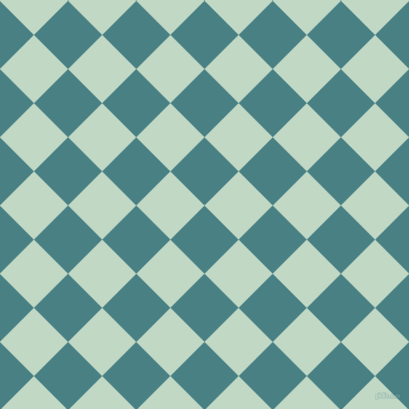 45/135 degree angle diagonal checkered chequered squares checker pattern checkers background, 69 pixel squares size, , Paradiso and Edgewater checkers chequered checkered squares seamless tileable
