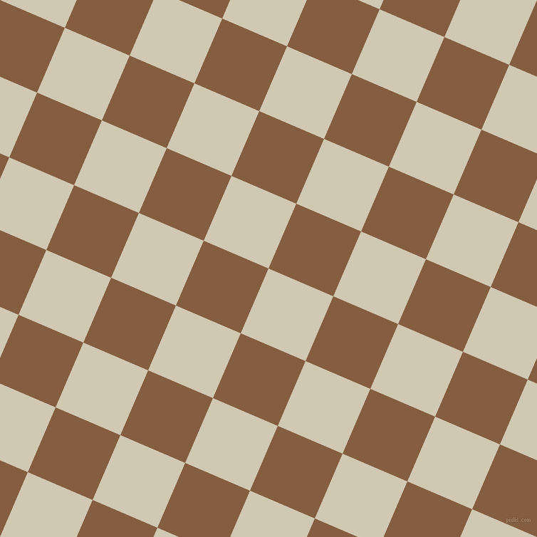 67/157 degree angle diagonal checkered chequered squares checker pattern checkers background, 99 pixel square size, , Parchment and Dark Wood checkers chequered checkered squares seamless tileable