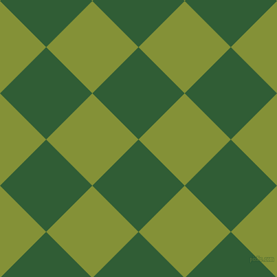 45/135 degree angle diagonal checkered chequered squares checker pattern checkers background, 95 pixel square size, , Parsley and Wasabi checkers chequered checkered squares seamless tileable