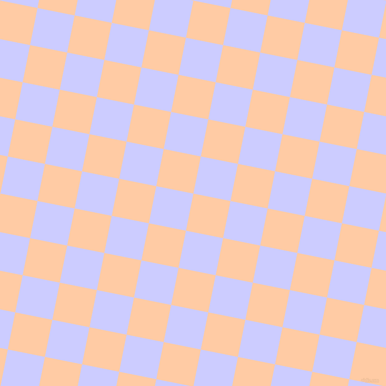 79/169 degree angle diagonal checkered chequered squares checker pattern checkers background, 76 pixel squares size, , Peach and Lavender Blue checkers chequered checkered squares seamless tileable