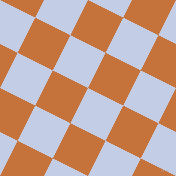 63/153 degree angle diagonal checkered chequered squares checker pattern checkers background, 131 pixel squares size, , Periwinkle and Zest checkers chequered checkered squares seamless tileable