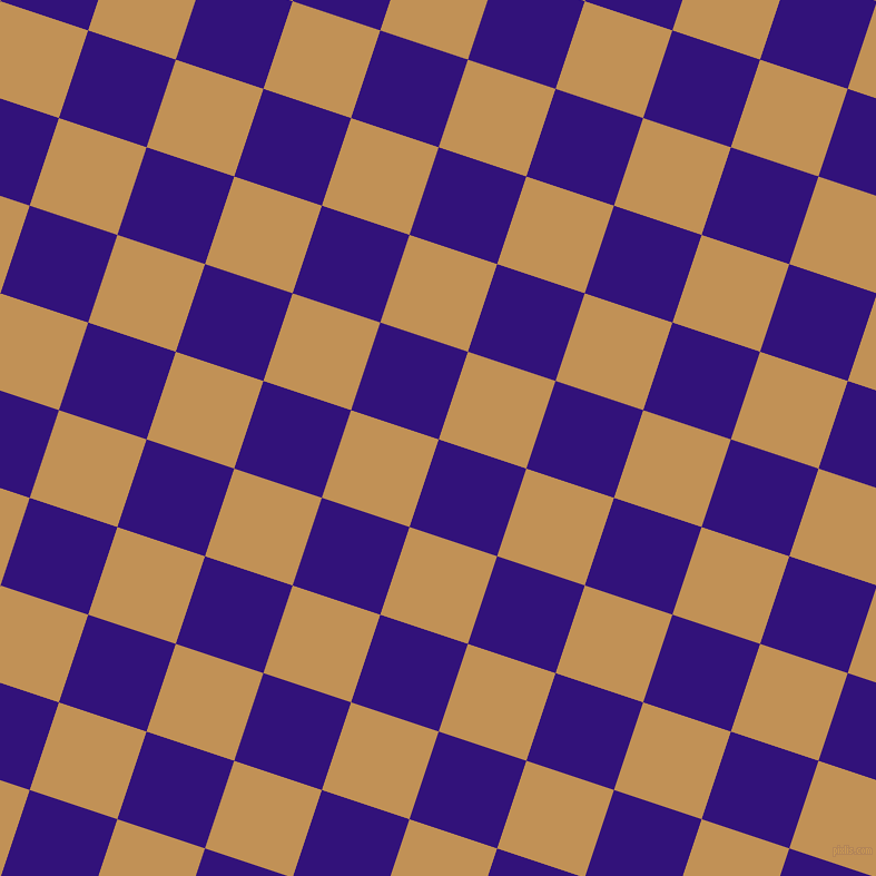 72/162 degree angle diagonal checkered chequered squares checker pattern checkers background, 83 pixel squares size, , Persian Indigo and Twine checkers chequered checkered squares seamless tileable
