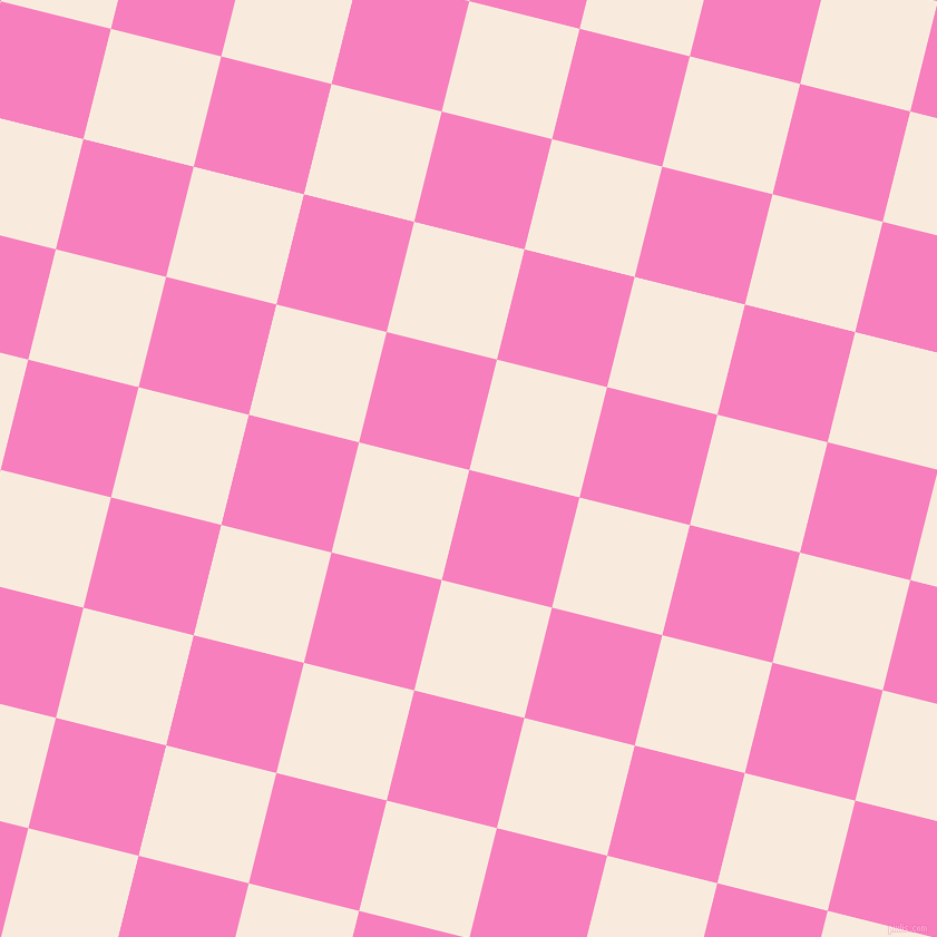 76/166 degree angle diagonal checkered chequered squares checker pattern checkers background, 102 pixel squares size, , Persian Pink and Bridal Heath checkers chequered checkered squares seamless tileable