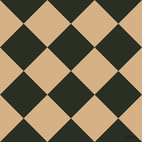 45/135 degree angle diagonal checkered chequered squares checker pattern checkers background, 107 pixel square size, , Pine Tree and Calico checkers chequered checkered squares seamless tileable