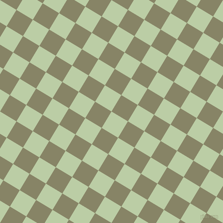 59/149 degree angle diagonal checkered chequered squares checker pattern checkers background, 39 pixel squares size, Pixie Green and Bandicoot checkers chequered checkered squares seamless tileable