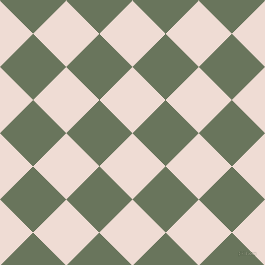 45/135 degree angle diagonal checkered chequered squares checker pattern checkers background, 93 pixel square size, , Pot Pourri and Willow Grove checkers chequered checkered squares seamless tileable