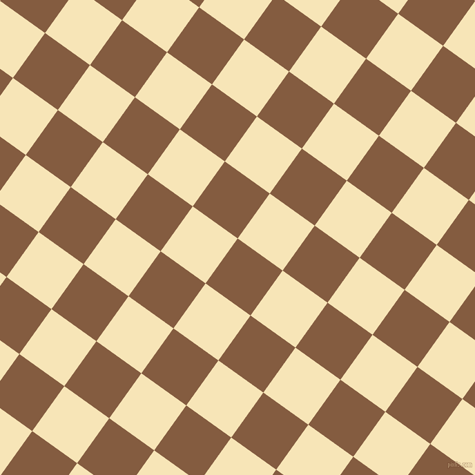 54/144 degree angle diagonal checkered chequered squares checker pattern checkers background, 80 pixel square size, , Potters Clay and Barley White checkers chequered checkered squares seamless tileable