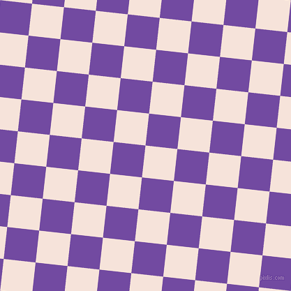 84/174 degree angle diagonal checkered chequered squares checker pattern checkers background, 46 pixel square size, , Provincial Pink and Studio checkers chequered checkered squares seamless tileable