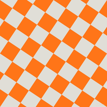 56/146 degree angle diagonal checkered chequered squares checker pattern checkers background, 61 pixel square size, , Pumpkin and Black Haze checkers chequered checkered squares seamless tileable