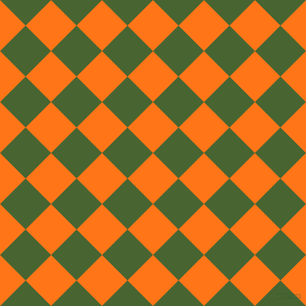 45/135 degree angle diagonal checkered chequered squares checker pattern checkers background, 51 pixel squares size, , Pumpkin and Dell checkers chequered checkered squares seamless tileable