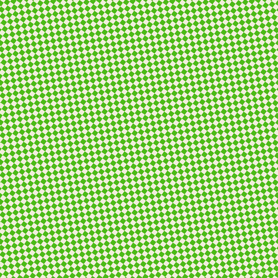 54/144 degree angle diagonal checkered chequered squares checker pattern checkers background, 9 pixel squares size, , Quarter Pearl Lusta and Kelly Green checkers chequered checkered squares seamless tileable