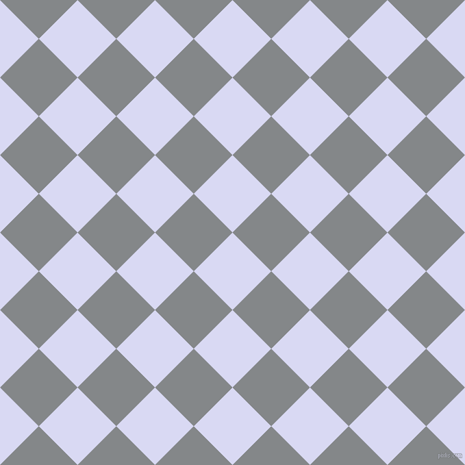 45/135 degree angle diagonal checkered chequered squares checker pattern checkers background, 80 pixel squares size, , Quartz and Aluminium checkers chequered checkered squares seamless tileable