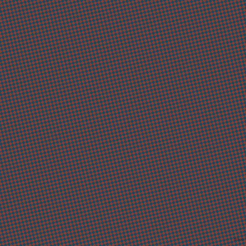 58/148 degree angle diagonal checkered chequered squares checker pattern checkers background, 9 pixel squares size, , Red Robin and Astronaut Blue checkers chequered checkered squares seamless tileable