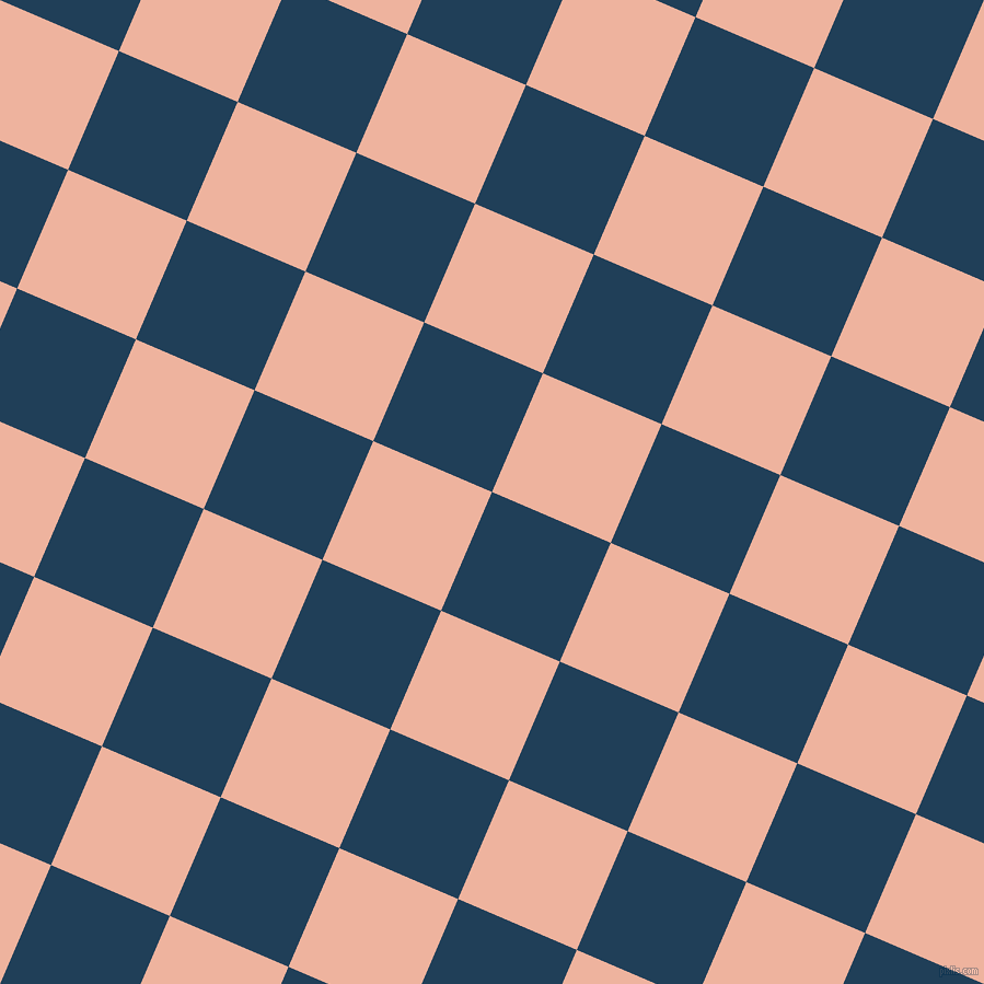 67/157 degree angle diagonal checkered chequered squares checker pattern checkers background, 118 pixel square size, , Regal Blue and Wax Flower checkers chequered checkered squares seamless tileable