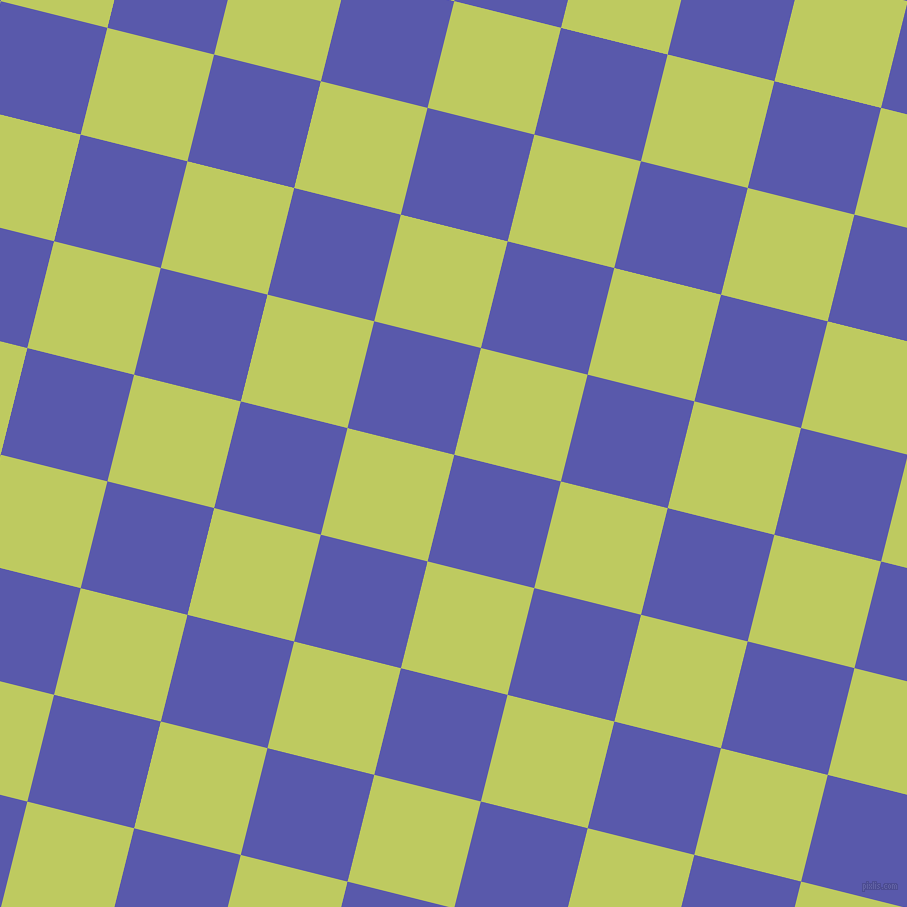 76/166 degree angle diagonal checkered chequered squares checker pattern checkers background, 110 pixel square size, , Rich Blue and Wild Willow checkers chequered checkered squares seamless tileable