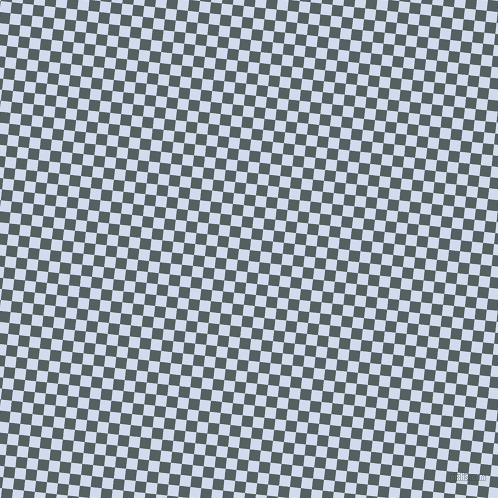 84/174 degree angle diagonal checkered chequered squares checker pattern checkers background, 11 pixel square size, , River Bed and Hawkes Blue checkers chequered checkered squares seamless tileable
