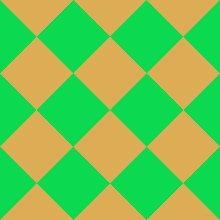 45/135 degree angle diagonal checkered chequered squares checker pattern checkers background, 180 pixel square size, , Rob Roy and Malachite checkers chequered checkered squares seamless tileable