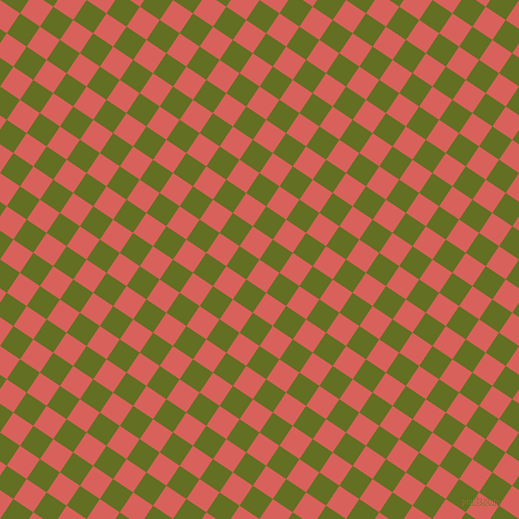 56/146 degree angle diagonal checkered chequered squares checker pattern checkers background, 22 pixel square size, , Roman and Fiji Green checkers chequered checkered squares seamless tileable