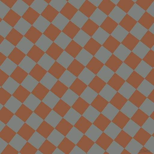 52/142 degree angle diagonal checkered chequered squares checker pattern checkers background, 45 pixel squares size, Rope and Boulder checkers chequered checkered squares seamless tileable