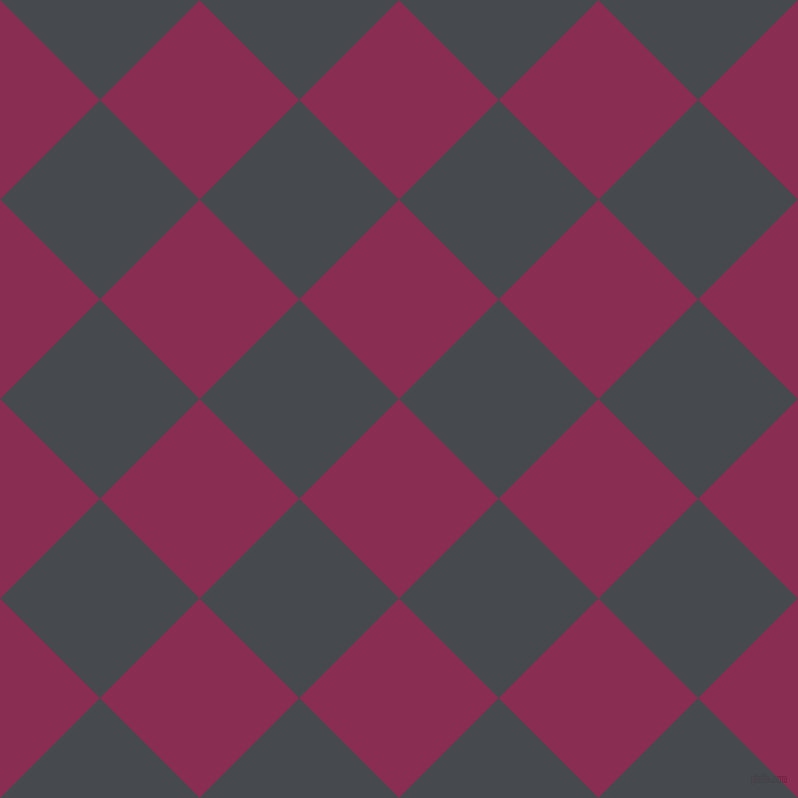 45/135 degree angle diagonal checkered chequered squares checker pattern checkers background, 141 pixel squares size, , Rose Bud Cherry and Tuna checkers chequered checkered squares seamless tileable