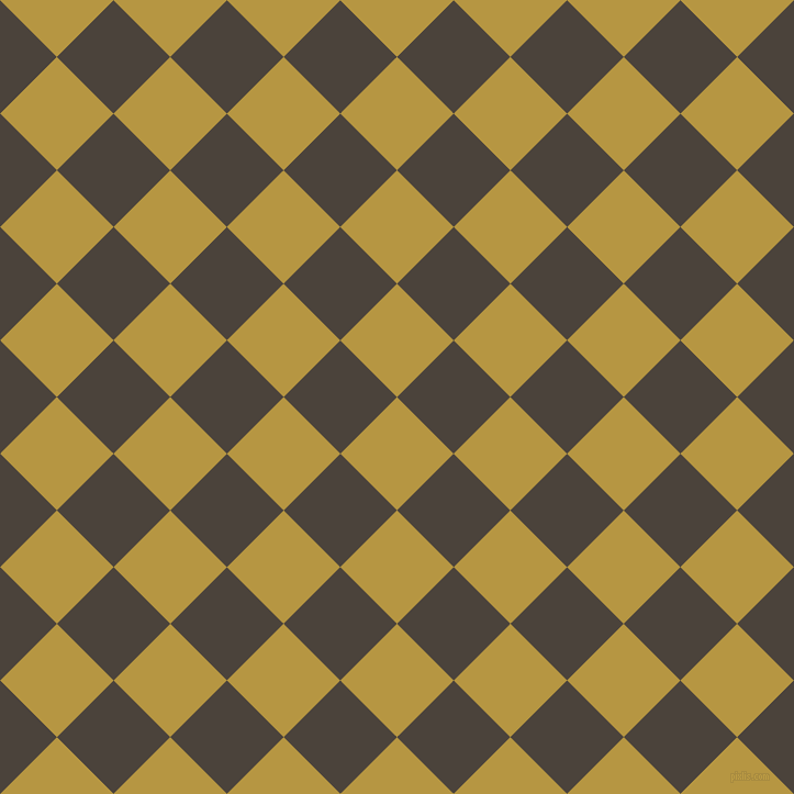 45/135 degree angle diagonal checkered chequered squares checker pattern checkers background, 73 pixel square size, , Roti and Space Shuttle checkers chequered checkered squares seamless tileable