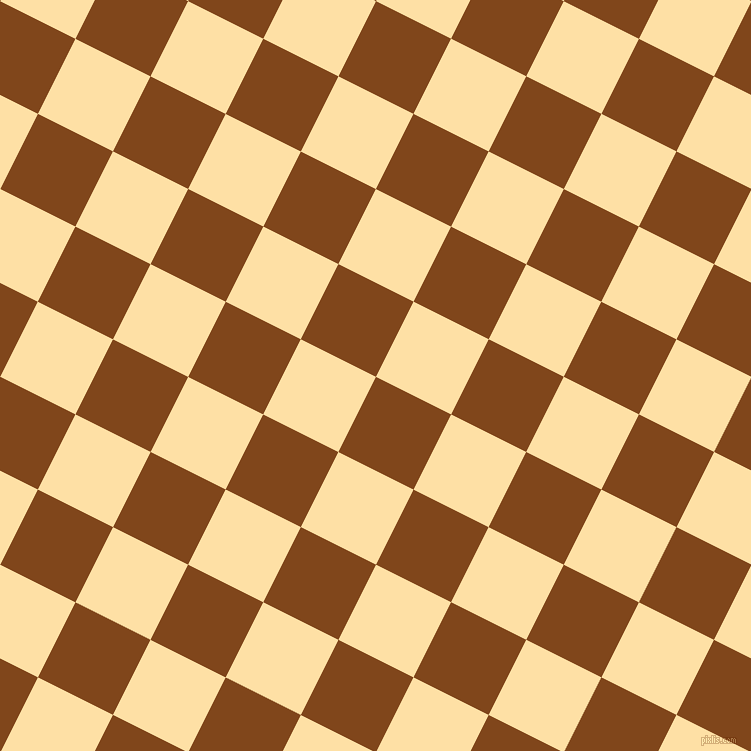 63/153 degree angle diagonal checkered chequered squares checker pattern checkers background, 84 pixel squares size, , Russet and Cape Honey checkers chequered checkered squares seamless tileable