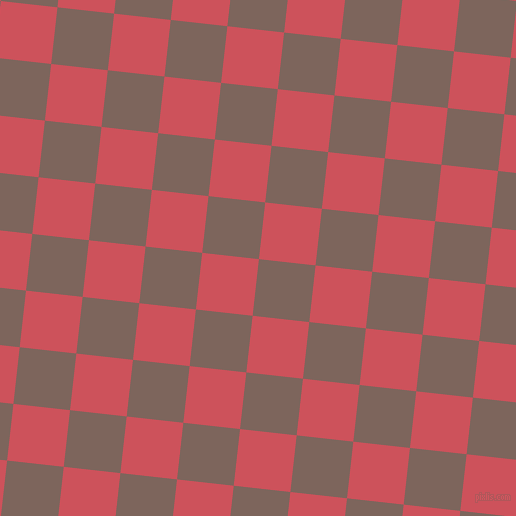 84/174 degree angle diagonal checkered chequered squares checker pattern checkers background, 57 pixel squares size, , Russett and Mandy checkers chequered checkered squares seamless tileable