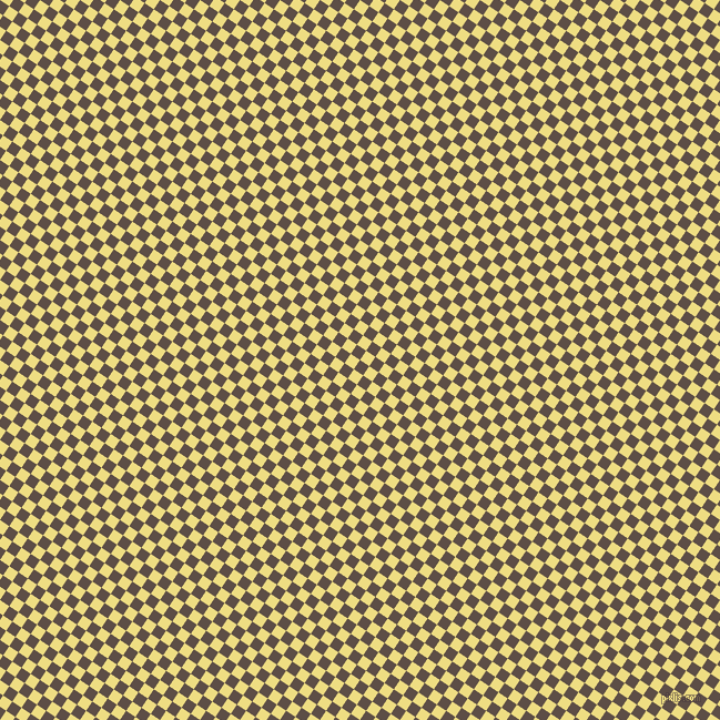 56/146 degree angle diagonal checkered chequered squares checker pattern checkers background, 10 pixel square size, , Saddle and Light Goldenrod checkers chequered checkered squares seamless tileable