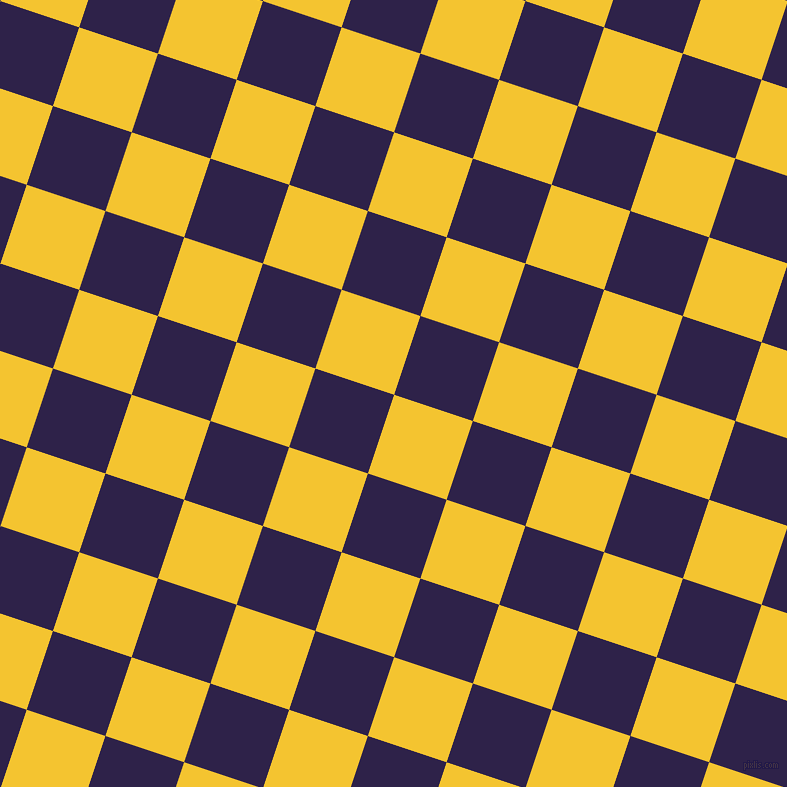 72/162 degree angle diagonal checkered chequered squares checker pattern checkers background, 83 pixel squares size, , Saffron and Violent Violet checkers chequered checkered squares seamless tileable