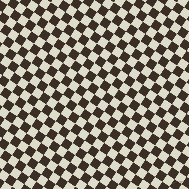56/146 degree angle diagonal checkered chequered squares checker pattern checkers background, 30 pixel squares size, , Sambuca and Green White checkers chequered checkered squares seamless tileable