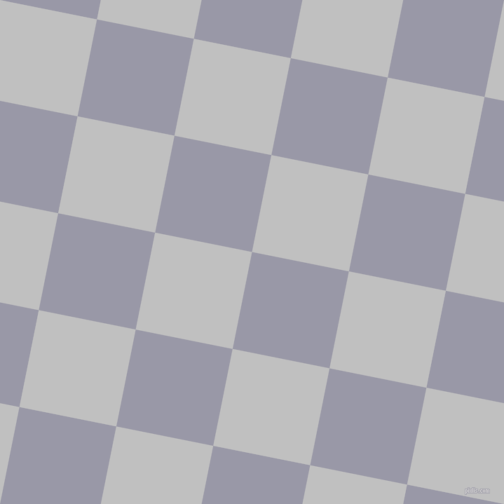 79/169 degree angle diagonal checkered chequered squares checker pattern checkers background, 141 pixel square size, , Santas Grey and Silver checkers chequered checkered squares seamless tileable