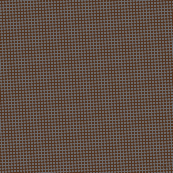48/138 degree angle diagonal checkered chequered squares checker pattern checkers background, 7 pixel square size, , Scarpa Flow and Brown Bramble checkers chequered checkered squares seamless tileable
