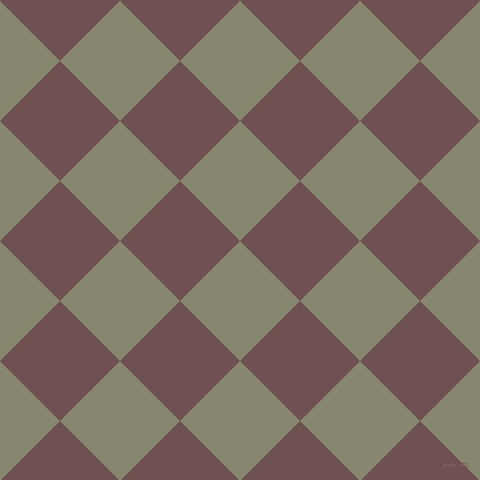 45/135 degree angle diagonal checkered chequered squares checker pattern checkers background, 119 pixel square size, , Schist and Buccaneer checkers chequered checkered squares seamless tileable