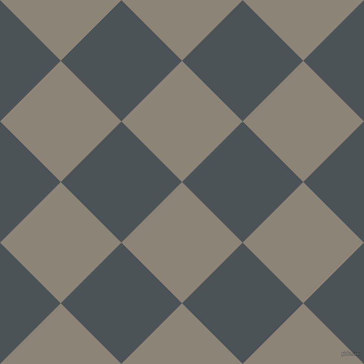 45/135 degree angle diagonal checkered chequered squares checker pattern checkers background, 167 pixel squares size, , Schooner and Trout checkers chequered checkered squares seamless tileable