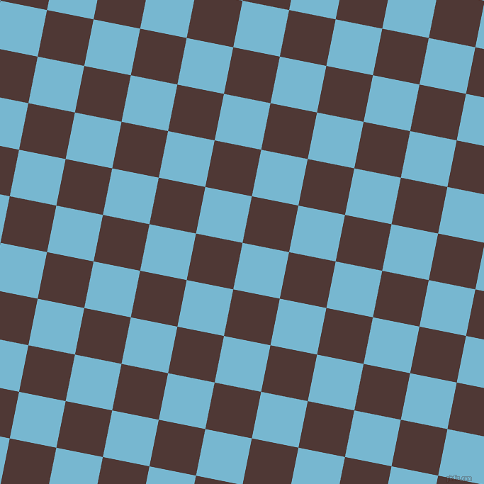 79/169 degree angle diagonal checkered chequered squares checker pattern checkers background, 67 pixel square size, , Seagull and Cocoa Bean checkers chequered checkered squares seamless tileable