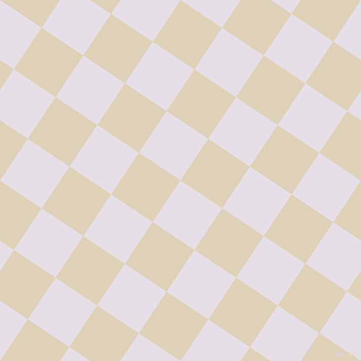 56/146 degree angle diagonal checkered chequered squares checker pattern checkers background, 99 pixel square size, , Selago and Spanish White checkers chequered checkered squares seamless tileable