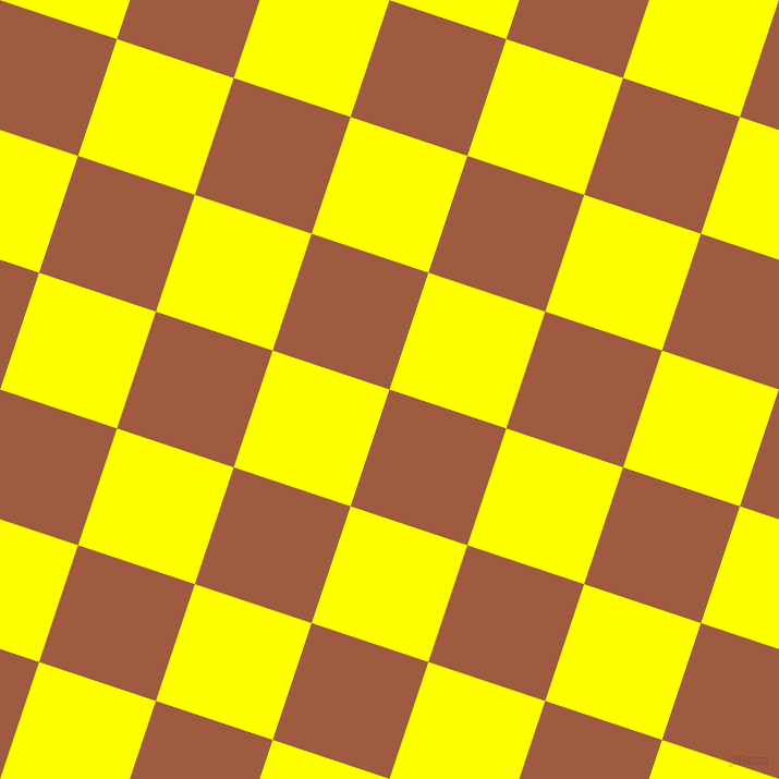 72/162 degree angle diagonal checkered chequered squares checker pattern checkers background, 113 pixel square size, , Sepia and Yellow checkers chequered checkered squares seamless tileable