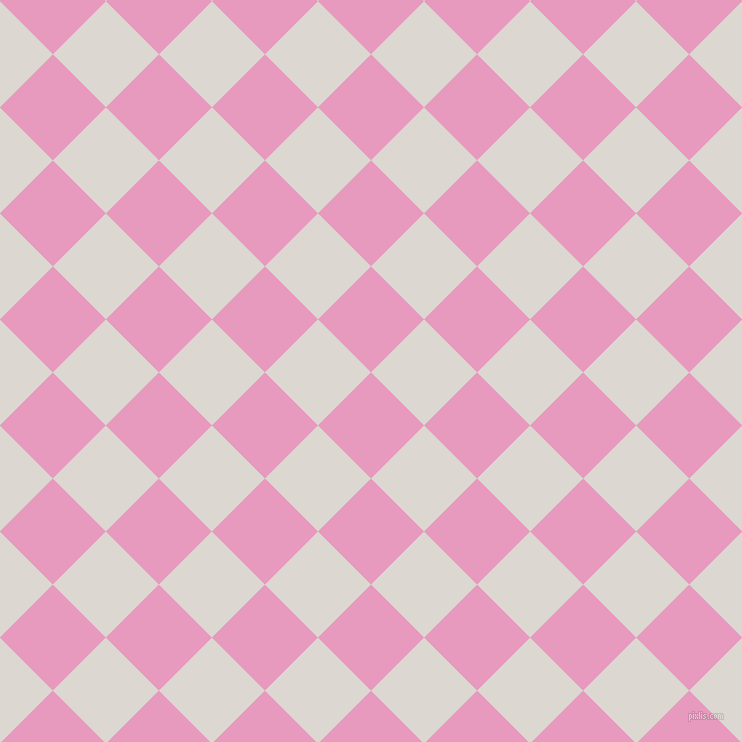 45/135 degree angle diagonal checkered chequered squares checker pattern checkers background, 75 pixel square size, , Shocking and Gallery checkers chequered checkered squares seamless tileable