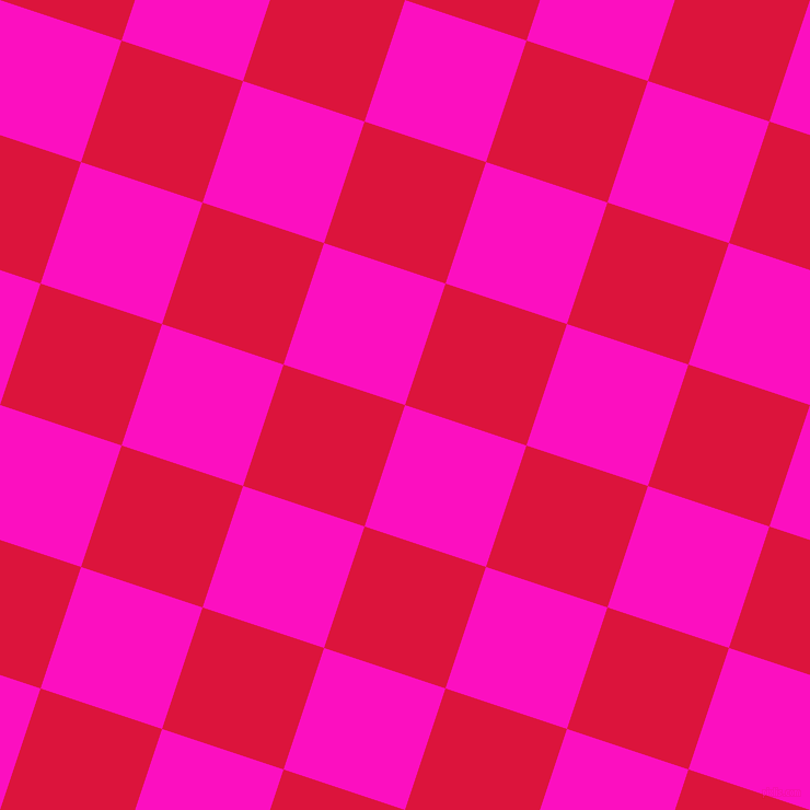 72/162 degree angle diagonal checkered chequered squares checker pattern checkers background, 117 pixel squares size, , Shocking Pink and Crimson checkers chequered checkered squares seamless tileable