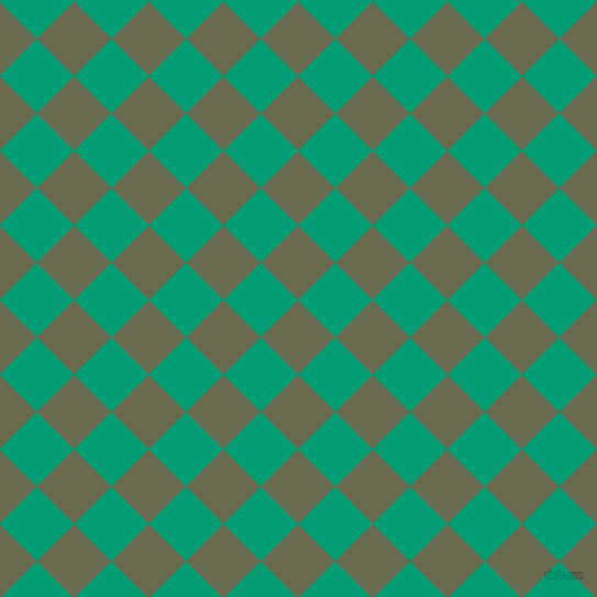 45/135 degree angle diagonal checkered chequered squares checker pattern checkers background, 48 pixel square size, , Siam and Free Speech Aquamarine checkers chequered checkered squares seamless tileable