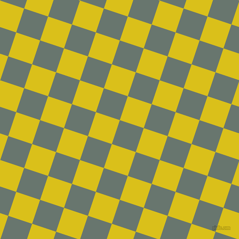 72/162 degree angle diagonal checkered chequered squares checker pattern checkers background, 50 pixel square size, , Sirocco and Sunflower checkers chequered checkered squares seamless tileable